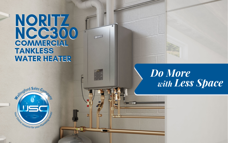 Nortiz NCC300 Commercial Tankless Water Heater