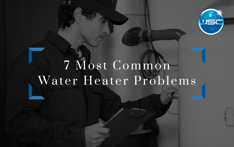 7 Most Common Water Heater Problems to Troubleshoot