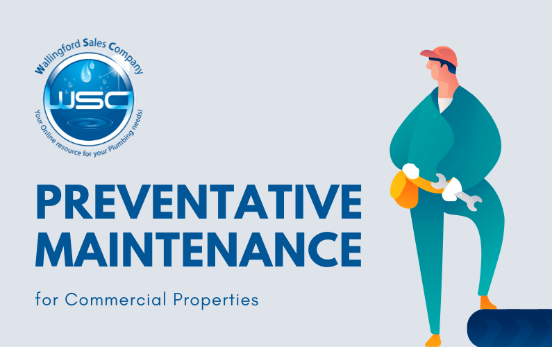 Preventative Maintenance , Commercial Properties, water heaters, commercial, inspections, maintenance